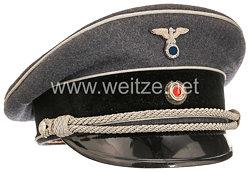 Reichsluftschutzbund RLB Schirmmütze für Führer