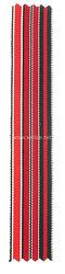 Originales Band zur Medaille zur Erinnerung an den 1. Oktober 1938, Eisernes Kreuz 2. Klasse 1939 und Ostmedaille