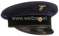 Reichsluftschutzbund RLB Schirmmütze für Mannschaften