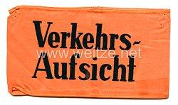 """Wehrmacht Heer Armbinde """"Verkehrs-Aufsicht"""""""