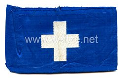 Reichsluftschutzbund (RLB) Armbinde für Laienhelferinnen