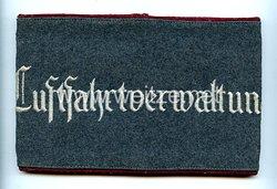"""Luftwaffe Armbinde """"Luftfahrtverwaltung"""""""