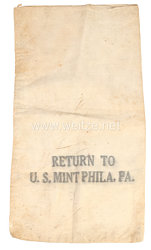 USA US Mint Bag Philadelphia