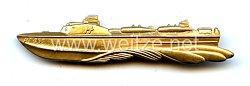 USA World War 2: US Navy PT Boat Badge made by Higgings