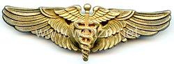 USA:  U.S. Army Air Force Flight Surgeon Wings