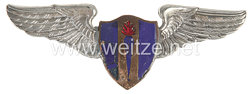 USA World War 2: U.S. Army Air Force Southwest Training Commander Wings