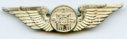 USA World War 2: Civil Aeronautics Adminstration (CAA) War Training Service Civil Pilot