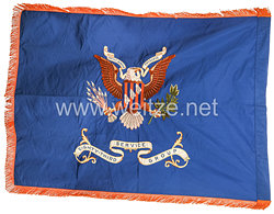 "USA World War 2: U.S Army Air Corps Flag for the ""83rd Service Group"""