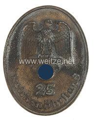 Reichsnährstand Ehrenzeichen für 25 Jahre Treue Dienste