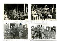 Waffen-SS Fotos, Staatssekretär vom Protektorat in Böhmen und MährenKarl Hermann Frank