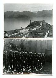 III. Reich Pressefotos: San Marino 1.4.1944