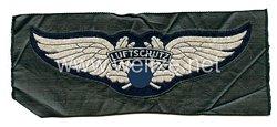 """RLB Reichsluftschutzbund großes Brust-Emblem für Mannschaften """"Luftschutz"""""""