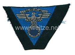 NSKK Schiffchenadler für Angehörige der Motorgruppe Wartheland