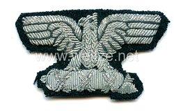 Waffen-SS Mützenadler für Führer der 29. Waffen-Gren.-Div. der SS (italienische Nr.1)