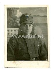 III. Reich Foto, Angehöriger im Zollgrenzschutz