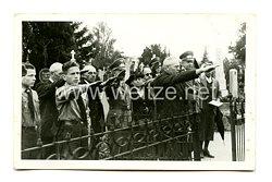 III. Reich Foto, Beerdigung