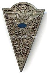 Deutsche Polizei - A.B.P. Sporttag 1941 Frankfurt am Main
