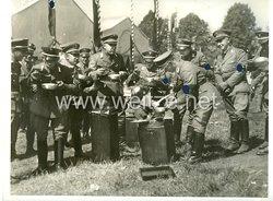 III. Reich Pressefoto: Veranstaltung der NSDAP