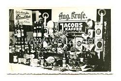 III. Reich Foto, Geschäft Jacobs Kaffee