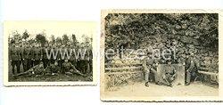 III. Reich Fotos, Angehörige des Postschutz