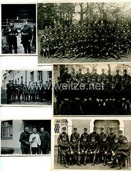 Sturmabteilung Fotogruppe, Angehörige der SA-Wehrmannschaften