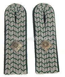 Reichsfinanzverwaltung/Zollgrenzschutz Paar Schulterstücke für einen Zollinspektor
