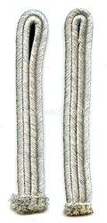 Kriegsmarine Paar Schulterstücke für einen Fähnrich
