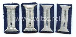 Wehrmacht Heer Satz Ärmelpatten für Offiziere der Sanitätstruppe