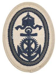 Kaiserliche Marine Ärmelabzeichen für einen Oberingenieurapplikanten