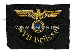 Deutsche Reichsbahn Ärmeladler  für Angehörige der Wehrmachtsverkehrsdirektion Brüssel