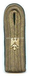 Weimarer Republik Einzel Schulterstück für einen Zollbeamten