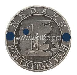 Deutsche Nationalsozialisten in Dänemark N.S.D.A.P.N. - ( Nationalsozialistische Deutsche Arbeiterpartei Nordschleswigs ) - Parteitag 1938
