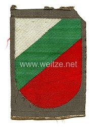 Wehrmacht Heer Ärmelschild der bulgarischen Freiwilligen in der Wehrmacht