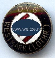 Elsass-Lothringen - Deutsche Volksgemeinschaft Westmark ( Lothringen ) ( DVG )
