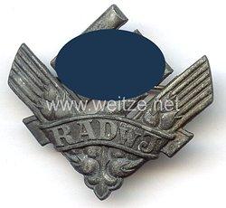Reichsarbeitsdienst der weiblichen Jugend ( RAD/wJ ) - Brosche für Kriegshilfsdienst