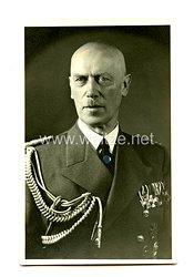 III. Reich Portraitfoto, Angehöriger des Generalgouvernement mit Ordensschnalle