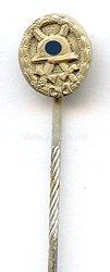 Verwundetenabzeichen in Silber 1939 - Miniatur