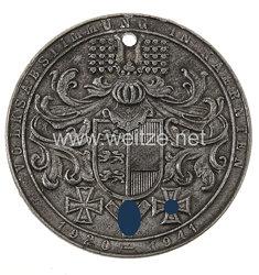 NSDAP - tragbare Erinnerungsmedaille -