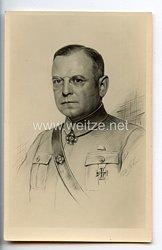 """III. Reich - Propaganda-Postkarte - """" Reichsarbeitsminister Franz Seldte - Gründer und Bundesführer ' Der Stahlhelm, Bund der Frontsoldaten ' """""""