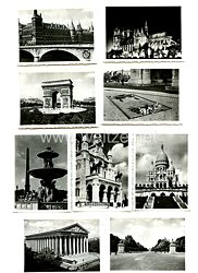 III. Reich Sammelmappe - Photos de Paris