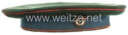 Preußen Tellermütze für Mannschaften der Landgendarmerie, Leib-Gendarmerie und Stabsordonanzen
