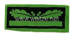 Waffen-SS Rangabzeichen für die Tarnuniform für einen SS-Untersturmführer