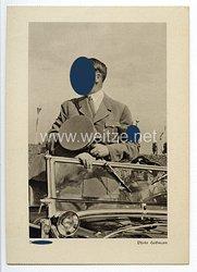 """III. Reich - Propaganda-Postkarte - """" Der Führer """""""
