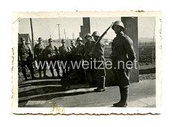 Wehrmacht Heer Foto, rumänische Soldaten