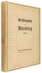 Julius Streicher - Reichstagung in Nürnberg 1934 ( Reichsparteitag 1934 )