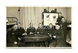 III. Reich Foto, Angehörige des Sicherheits- und Hilfsdienst (SHD)