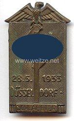 III. Reich - Düsseldorf 28.5.1933 Schlageter