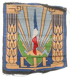 Frankreich 2.Weltkrieg Vichy Regierung, Stoffabzeichen der Jugendorganisation