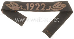 """TeNo Traditions-Ärmelband """"1922"""""""