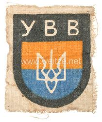 Wehrmacht Heer Ärmelschild für Freiwillige Ukraine
